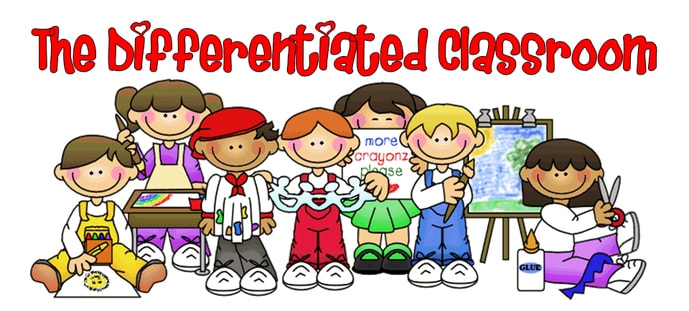 Differentiated Instruction Welcome